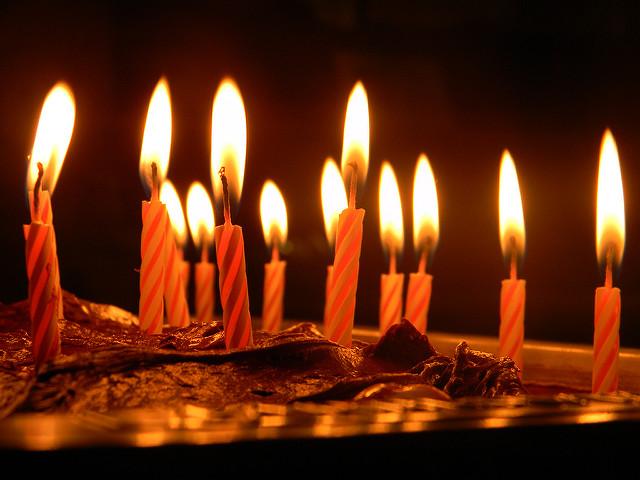 Birthday Resolution
